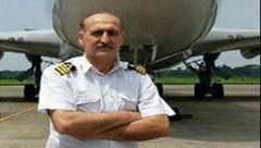 تشییع پیکر شهیدگلستانی سانحه هواپیمایی بویینگ ۷۰۷