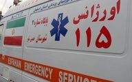5 مصدوم در حادثه واژگونی پراید در کرج