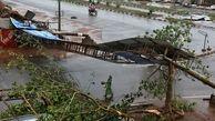 عکس های وحشتناک از  طوفان در هند و بنگلادش