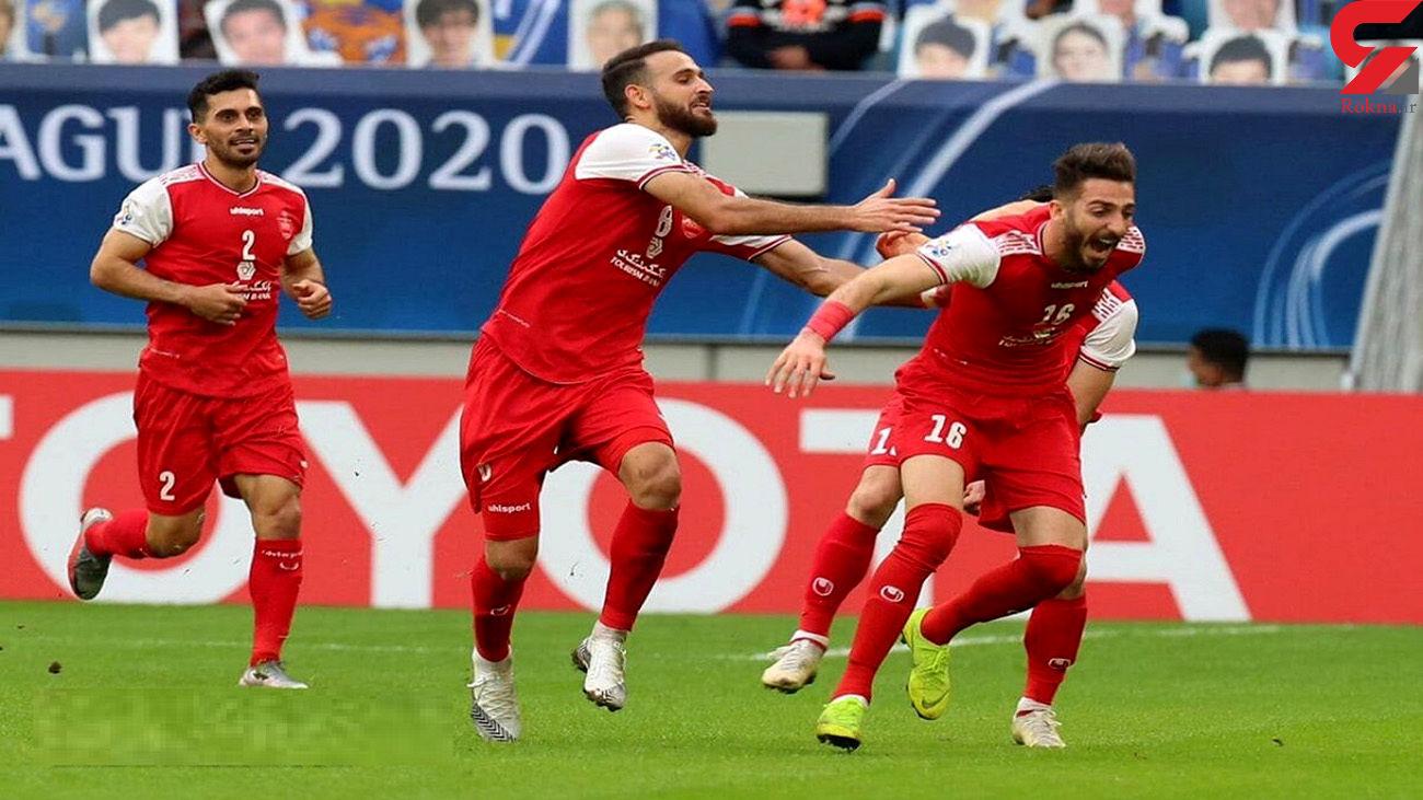 گل عبدی بهترین گل فینال لیگ قهرمانان آسیا ۲۰۲۰