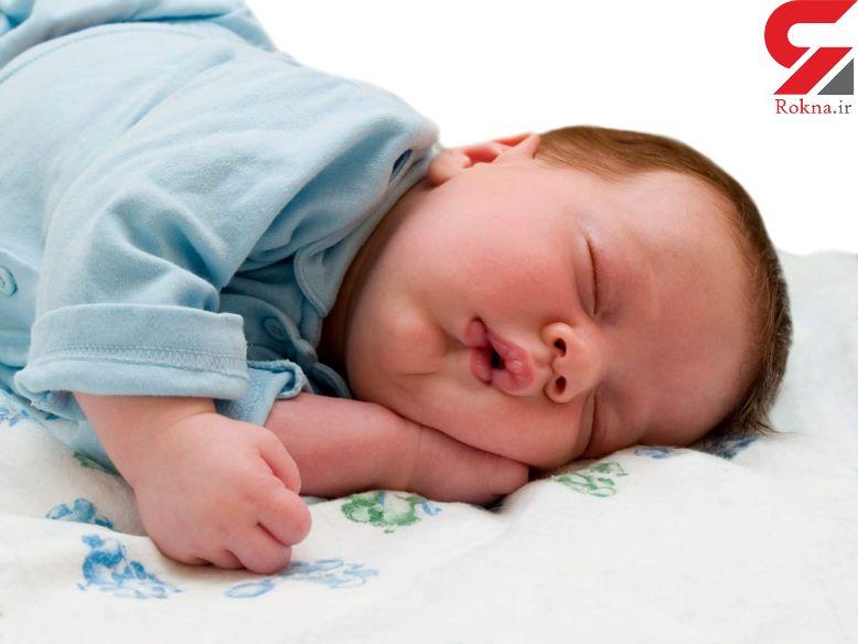 نوزاد تازه به دنیا آمده کجا باید بخوابد؟
