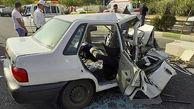 واژگونی مرگبار پراید در شیروان / یک کشته و 3 زخمی