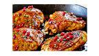 مرغ بریان با چاشنی انار/شام متفاوت در یلدای امسال
