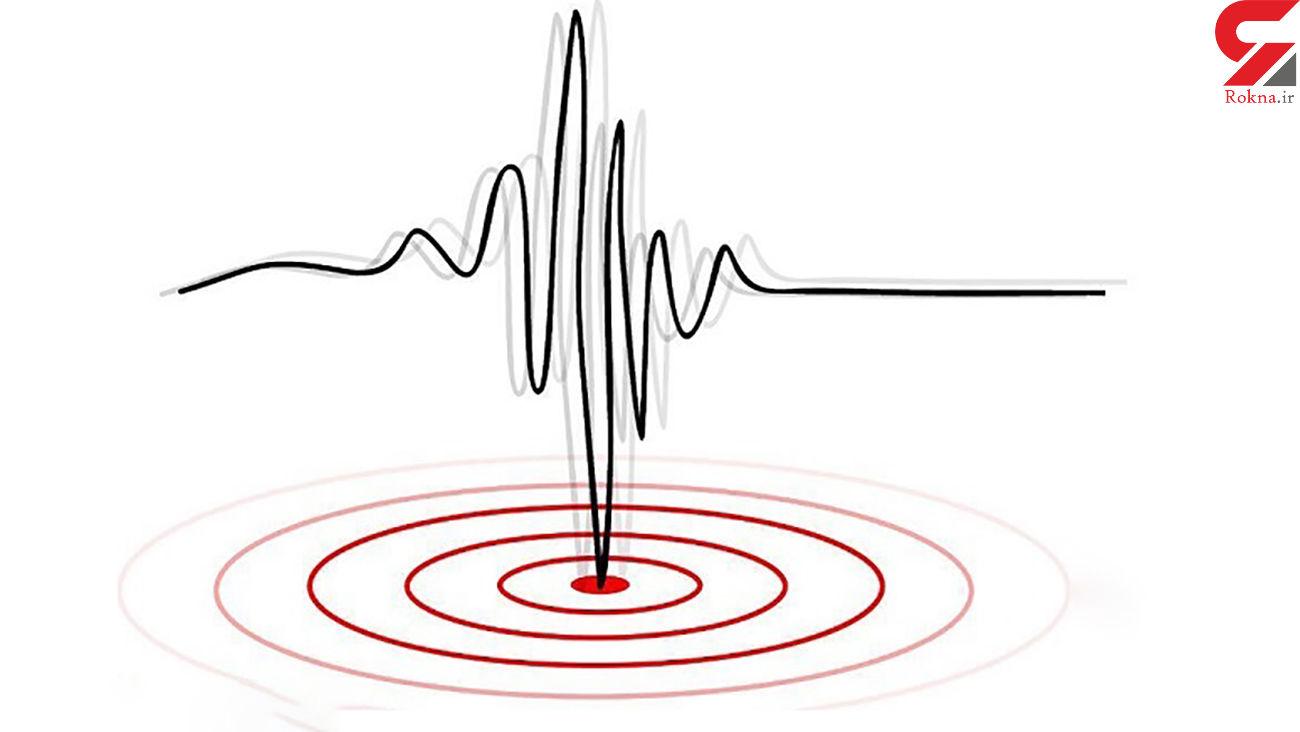 پس لرزه 4.5 ریشتری بعد از 15 دقیقه زلزله اصلی بوشهر