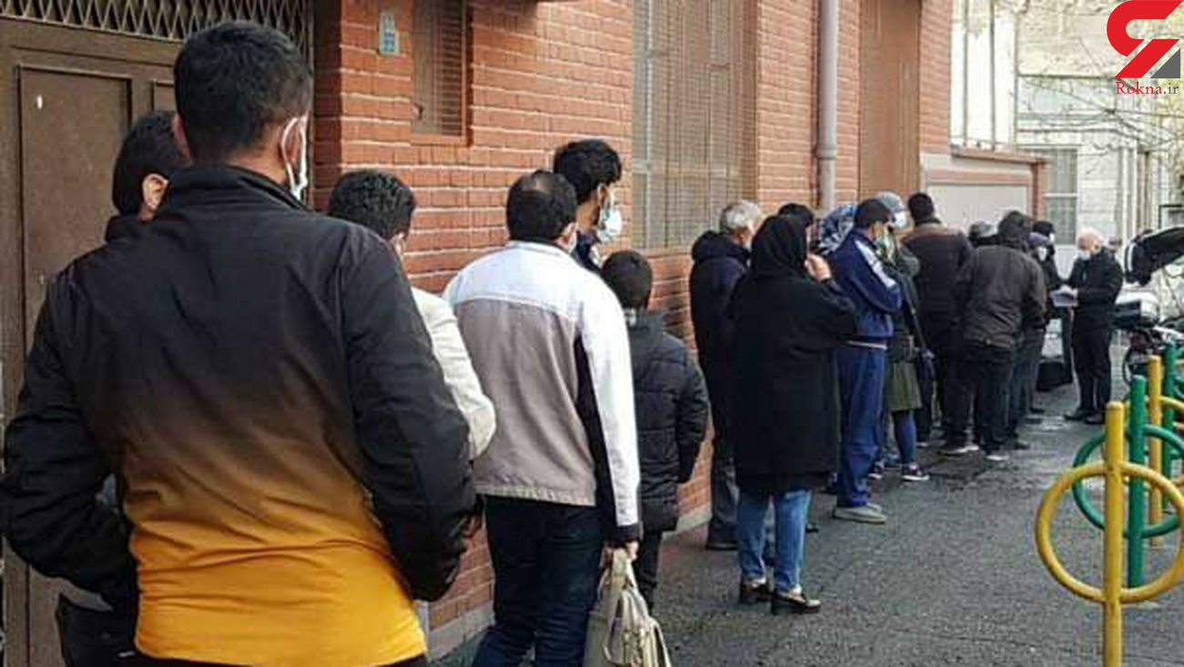 مردم برای دیدار با احمدینژاد صف بستند+عکس