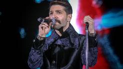 حاشیه  پر سروصدای حمید هیراد در کنسرت اش +فیلم ها
