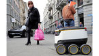 سرویس دهی پیک های رباتیک در خیابانهای سانفرانسیسکو ممنوع شد