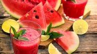 غذاهایی که کم آبی بدن را جبران می کنند