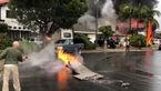 سقوط مرگبار هواپیما در کالیفرنیا