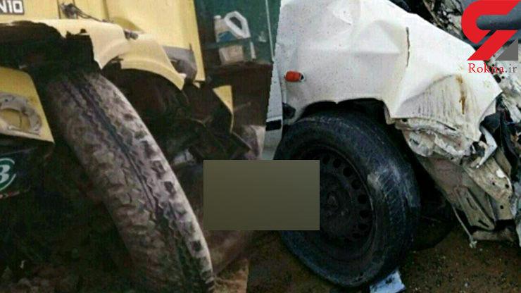 2 کشته، حاصل بی احتیاطی رانندگی در جاده انبارالوم به آق قلا