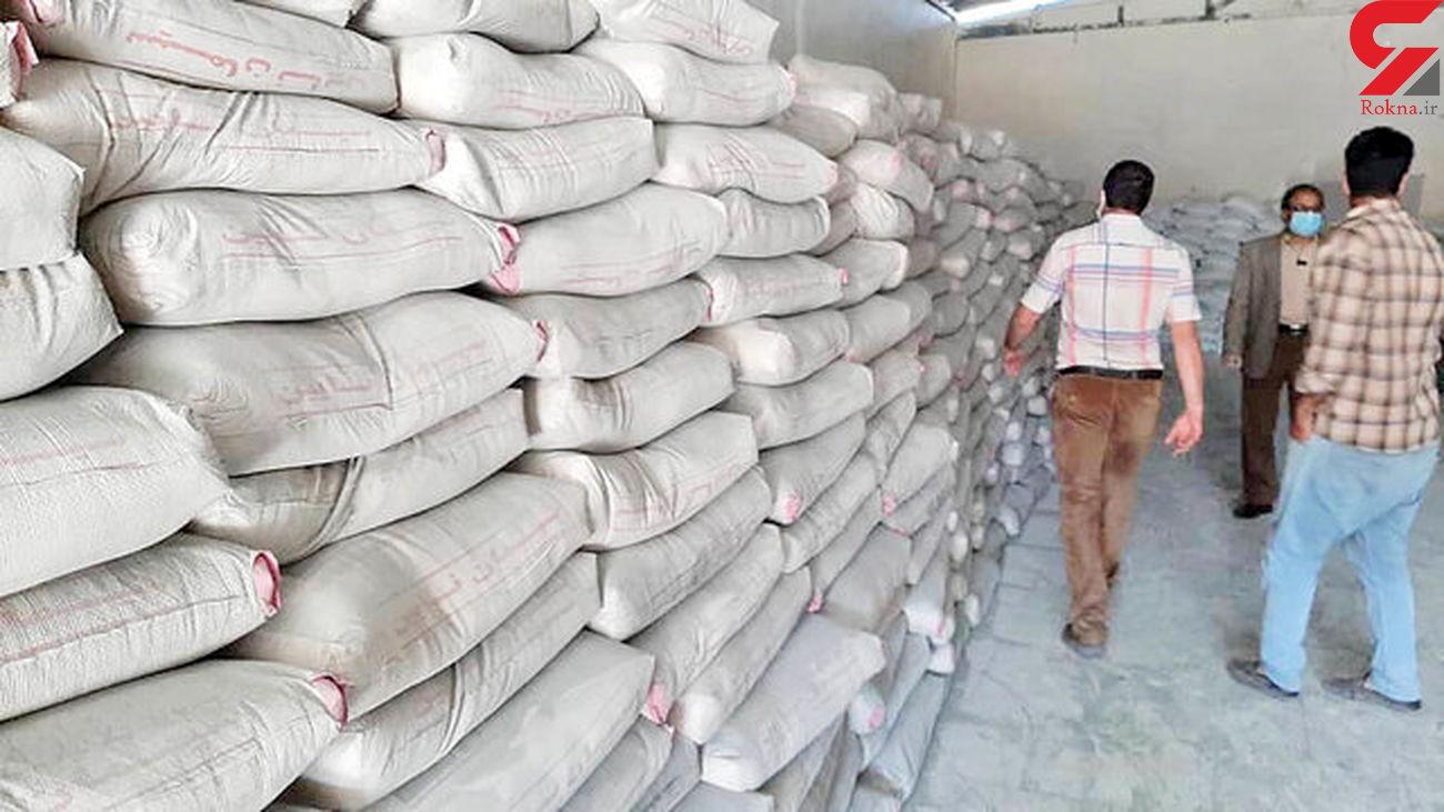 جریمه ۶۸ میلیاردی برای گرانفروشی سیمان در اردبیل
