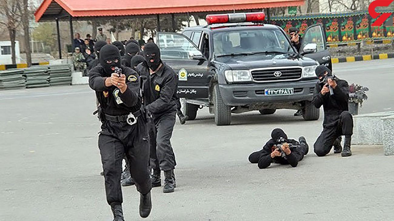 ربودن زن 32 ساله در کرج + جزئیات