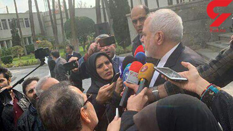 ظریف: اگر استعفا داده بودم، اینجا نبودم