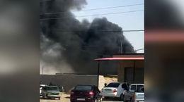 فیلم لحظه آتش سوزی وحشتناک یک خانه در دهلران