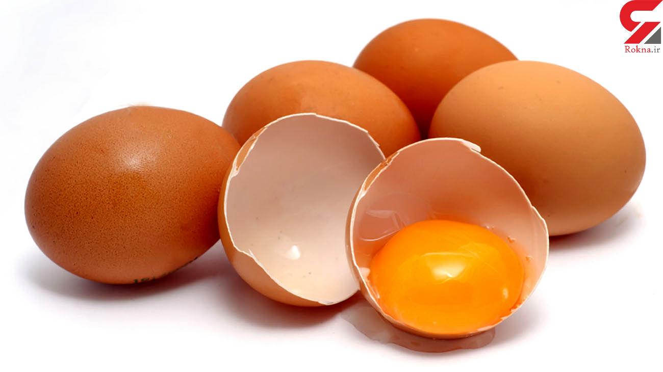 تفاوت های تخم مرغهای قهوهای با سفید چیست؟