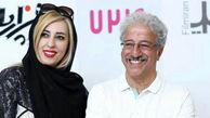 عکس باورنکردنی از همسر دوم و خیلی جوان علیرضا خمسه + جزییات طلاق همسر اول
