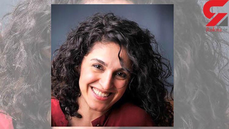 این زن ایرانی را می شناسید؟ / او طرفدار ترور سردار سلیمانی بود! + عکس