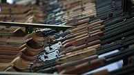 کشف 87 قبضه سلاح در کرمانشاه/ بیش از 100 قاچاقچی دستگیر شدند
