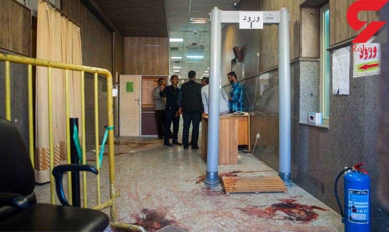 هرآنچه که در حمله تروریستی تهران رخ داد+ فیلم و تصاویر
