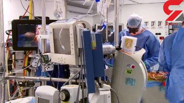 جراحی قلب باز برای نخستین بار در پارکینگ اتومبیل !+عکس