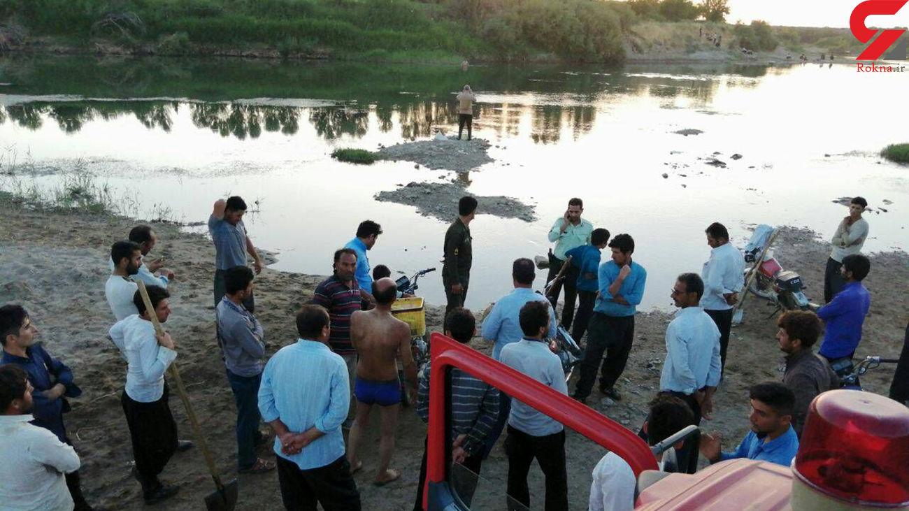 تفریح مرگ نوجوان 17 ساله در میاندوآب