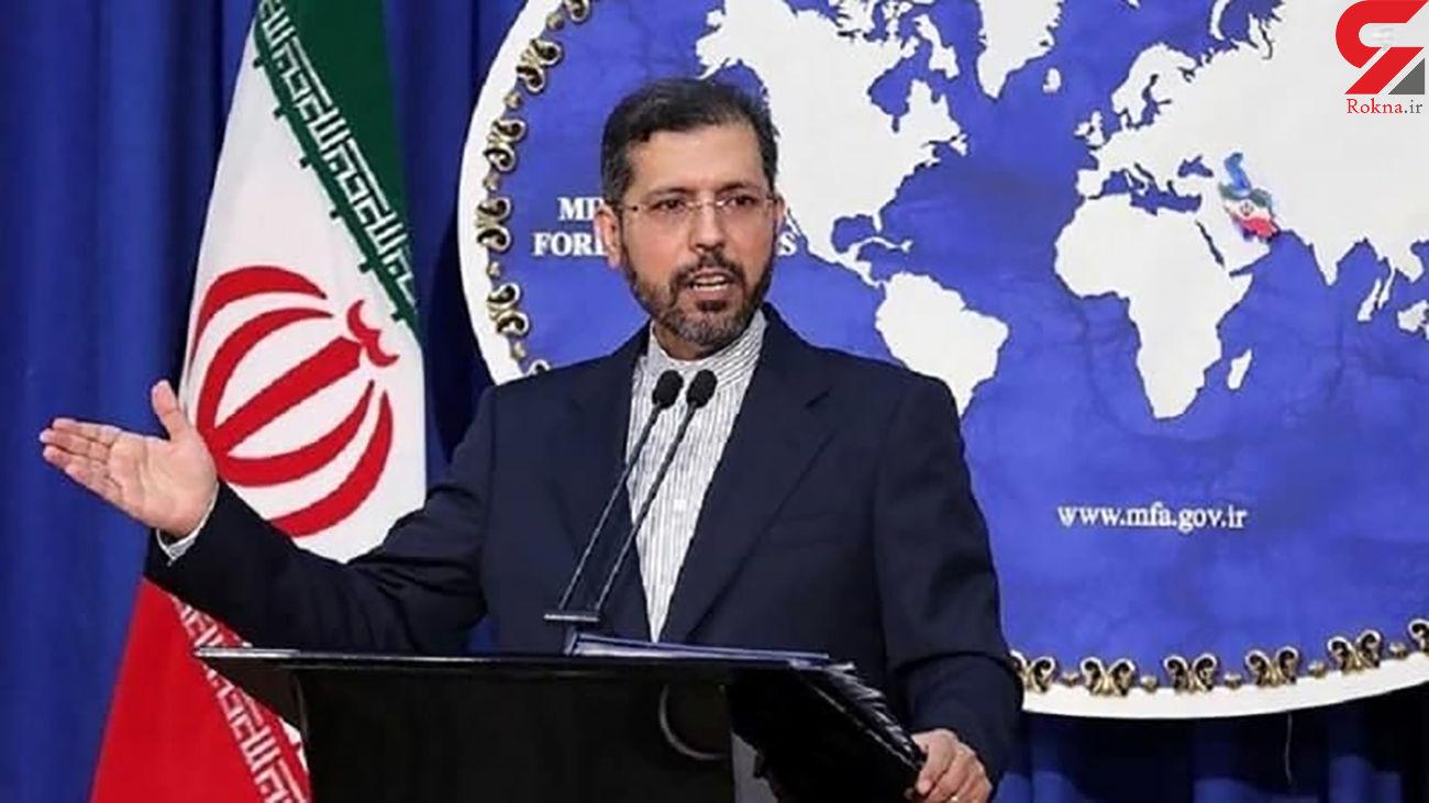 صبر ایران درباره تحرکات تروریستی اقلیم نمیتواند ادامه یابد