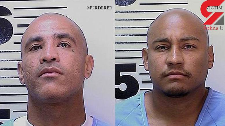 مرد زندانی هم سلولی اعدامی اش را به قتل رساند+عکس