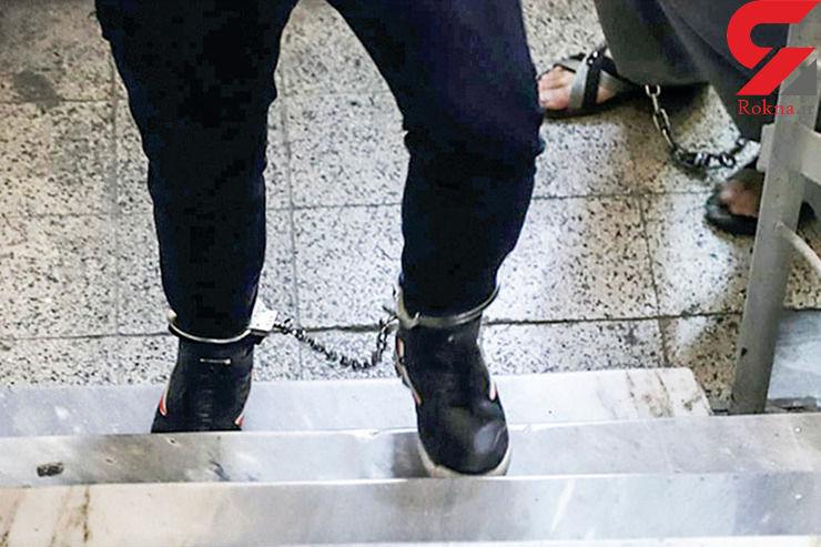 پسر یک زن و شوهر زندانی مشهد را به هم ریخته بود ! / شلیک های مرکز شهر چه رازی داشت!