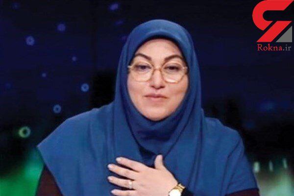 مجری زن معروف صدا و سیما کرونایی شد +عکس