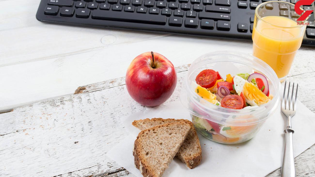 اهمیت تغذیه در دوران قرنطینه