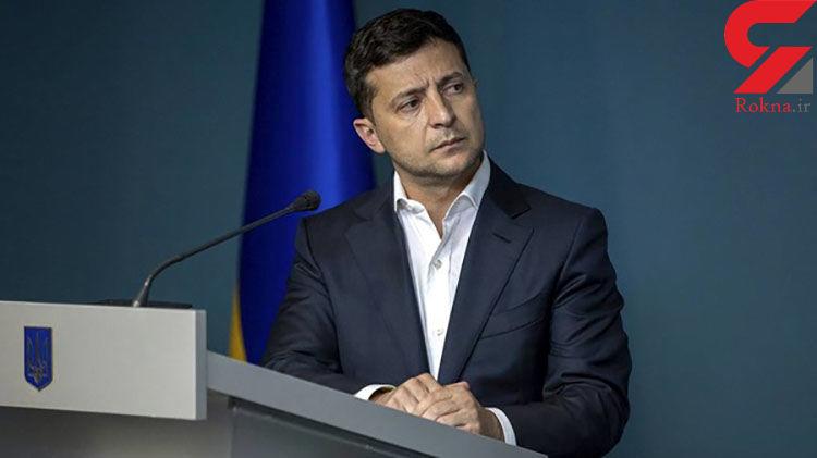 اولین واکنش رییسجمهور اوکراین پس از اعلام اشتباه ایران در سقوط هواپیمای بویینگ