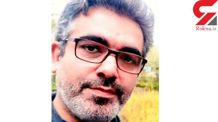 صحنه دفن غریبانه دکتر فداکار وریجی قربانی کرونا در تهران + فیلم