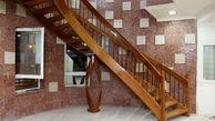 ساخت وسایل چوبی در خانه +فیلم