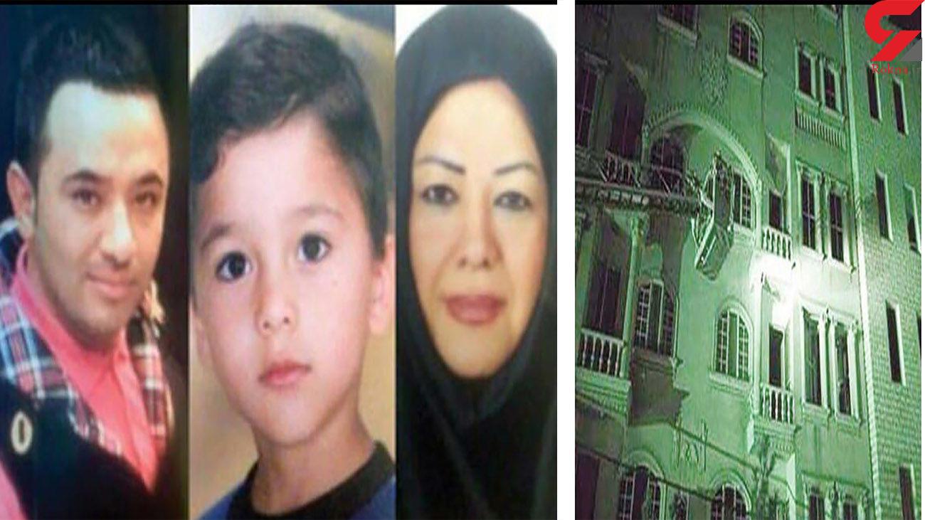 قتل مادربزرگ و نوه خردسال در آتش سوزی عمدی میدان مجیدیه + عکس ها