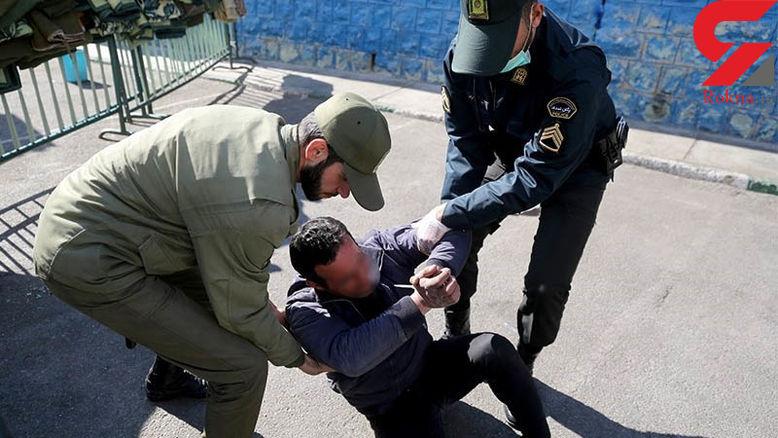 500 خردهفروش موادمخدر جنوب تهران دستگیر شدند