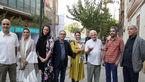 تصاویر افتتاحیه جشنواره فیلم سبز با حضور هدیه تهرانی و معصومه ابتکار