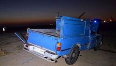 تصادف در خراسان شمالی ۲ کشته برجای گذاشت+عکس