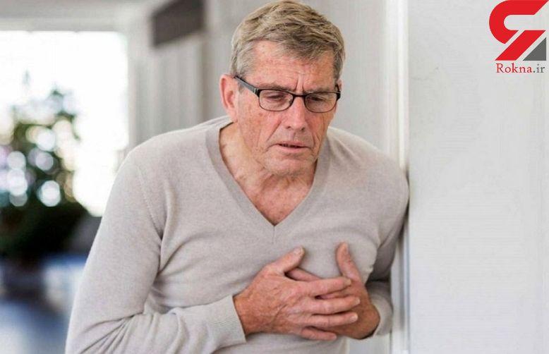 نشانه های حمله قلبی خاموش