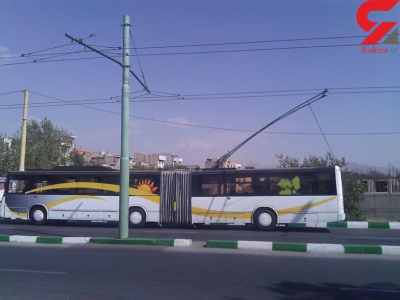 اتوبوس برقی دوباره به تهران میآید