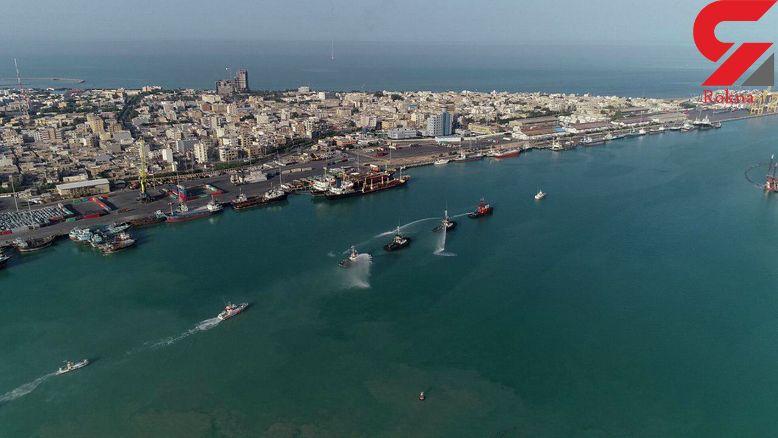 راز شلیکهای  از سمت دریا در بوشهر / سپاه فاش کرد
