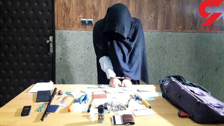 ریاست خانم لاکچری تهرانی در باند مخوف گربه ! / از رتبه خوب کنکور تا تبهکاری لیلا! + عکس