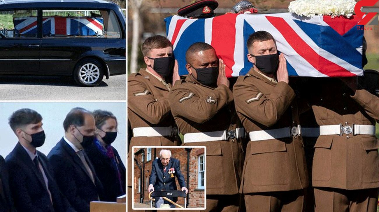 Captain Tom Moore funeral: WW2 hero laid to rest in 'spectacular' send-off with flypast