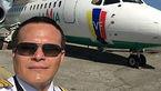 راز حکم دستگیری خلبان و سقوط هواپیما چاپه کوئنسه!