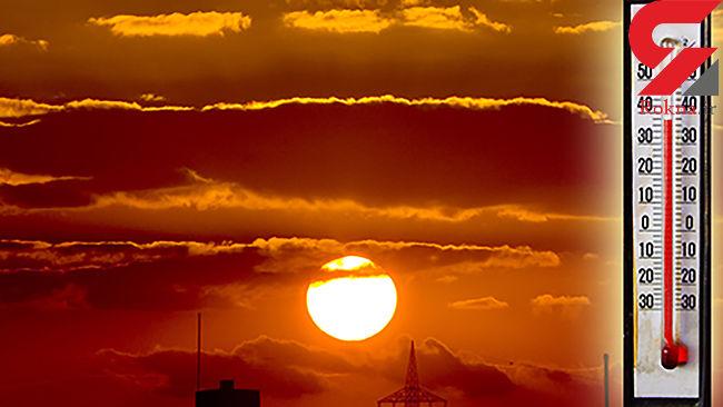 افزایش گرما در کشور تا جمعه آینده/ اهواز 50 درجه را رد کرد