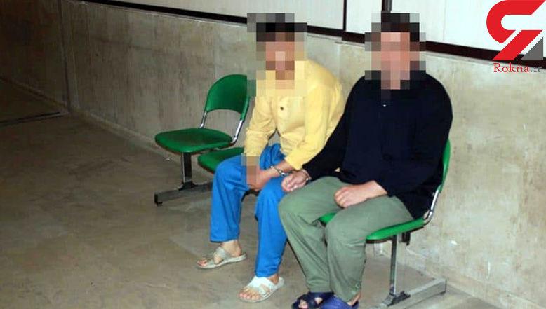 دزدان مسلح طلافروشی سعادت آباد لو رفته بودند / آنها شوکه شدند + تصاویر