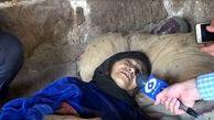 مخمل خانم دوباره زنده شد/ او پس از 18 سال شناسنامه دار شد ! + عکس