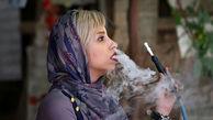قلیان کشیدن در ایران زنانه شد!