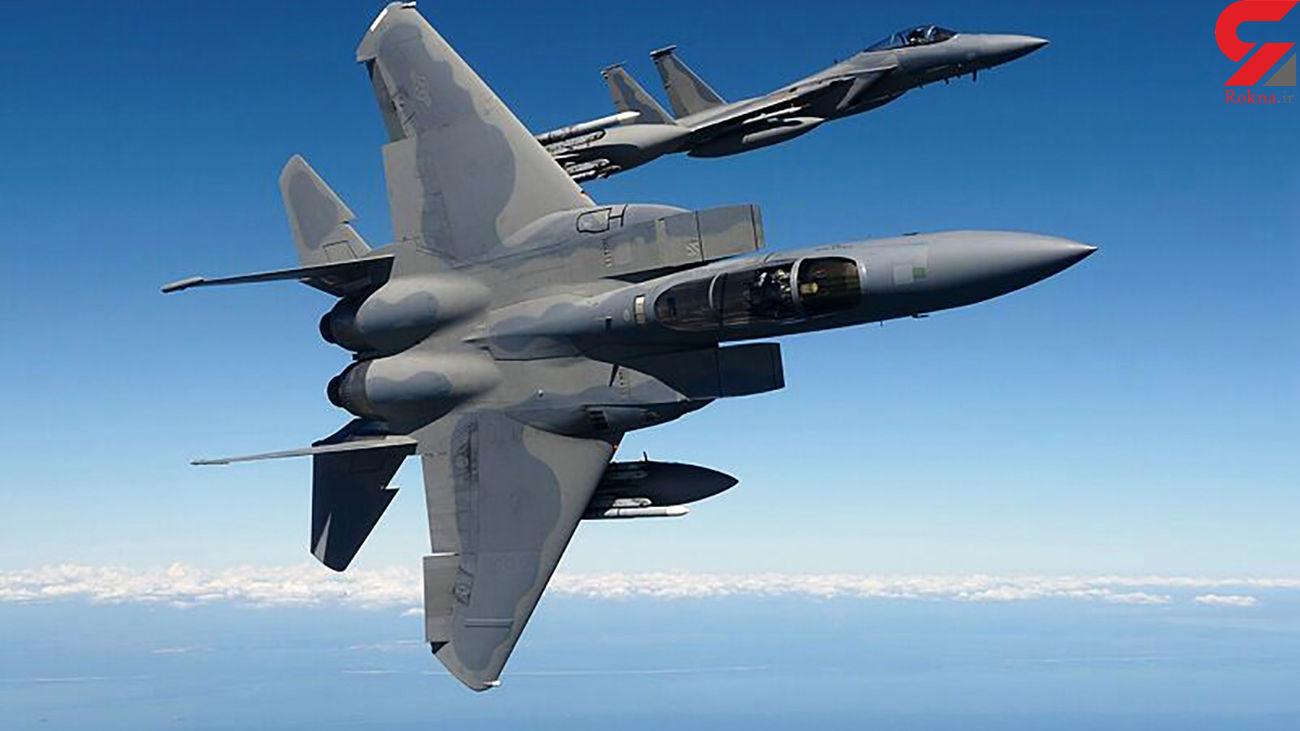 تائید مرگ خلبان جنگنده ساقط شده امریکایی در دریایی شمالی