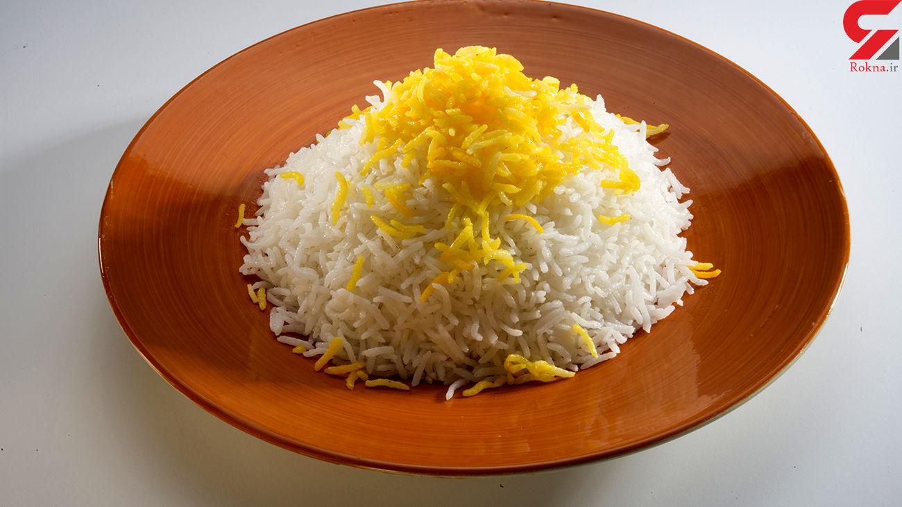 برنج مانع کم خونی شما می شود
