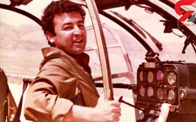 این خلبان شجاع به خاطر بمباران نکردن ایرانی ها اعدام شد +عکس